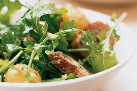 bramborovy salat s roketou