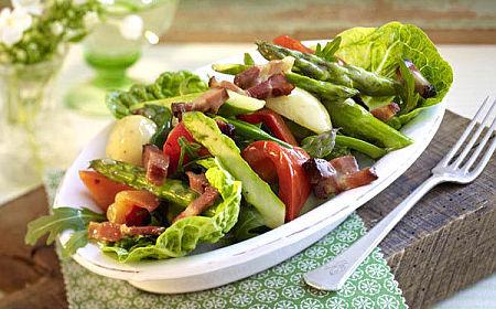 teply chrestovy salat