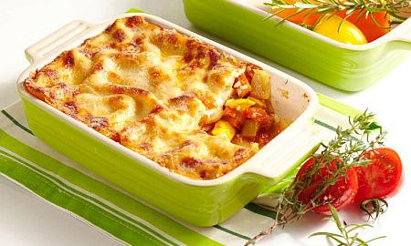zeleninove lasagne