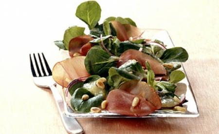 salat s polnickem