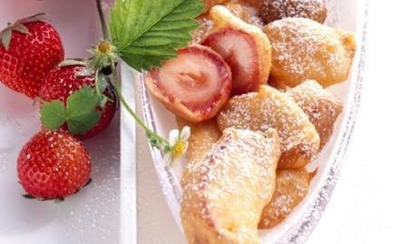 pečené ovoce