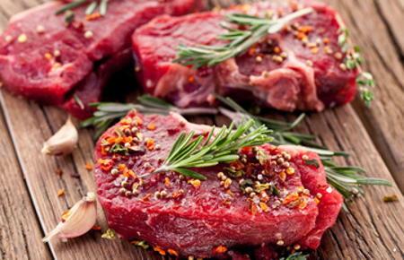 Hovězí na steaky