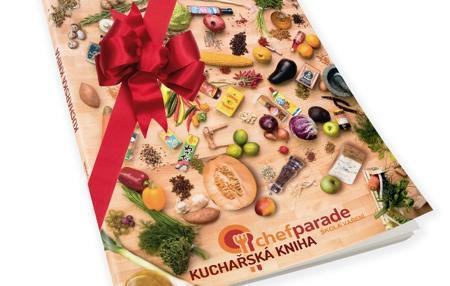 kucharska kniha Chefparade