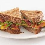 sendvic s broskvi