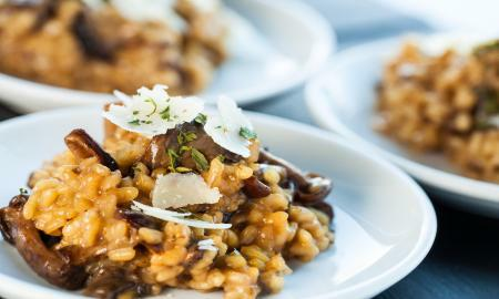 houbove risotto