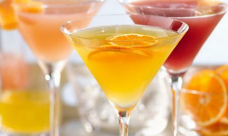 mandarinkovy drink