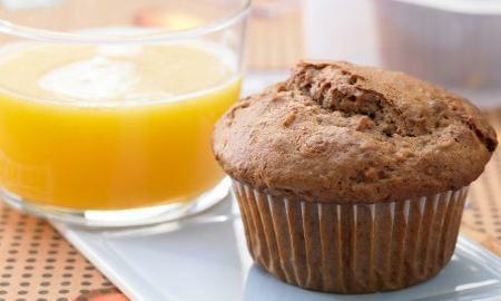 muffiny z ovesnych vlocek