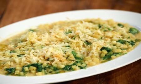bramborove rizoto