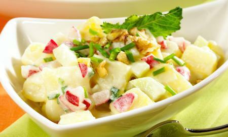 jarni bramborovy salat